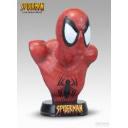Sideshow Collectibles Spider-man / Homem Aranha Life-size Busto
