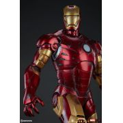 Sideshow Homem de Ferro Mark III Iron Man Mark 3 Maquette EXCLUSIVE