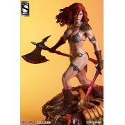 Sideshow Red Sonja She-Devil with a Sword Premium Format Exclusive