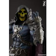 Sideshow Skeletor EXclusive statue
