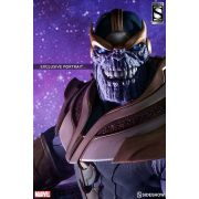 Sideshow Thanos on Throne Maquette EXclusive - Thanos no trono EX