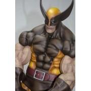 THiago Provin's Brown Wolverine Beast Mode 1/4 Premium Custom Statue