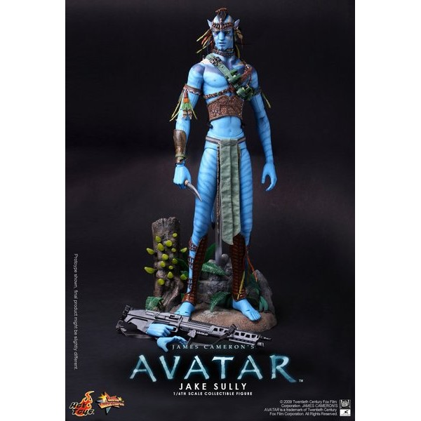 Hot Toys Avatar Jake Sully  - Movie Freaks Collectibles