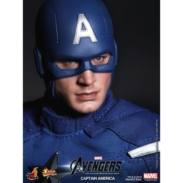 Hot Toys Capitão América Avengers / Vingadores  - Movie Freaks Collectibles