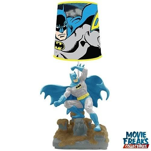 Batman Abajur / Estátua  - Movie Freaks Collectibles