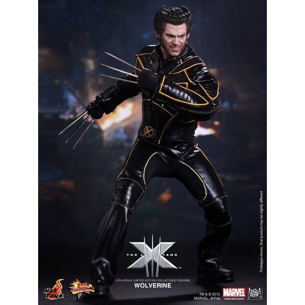 Hot Toys Wolverine  - Movie Freaks Collectibles