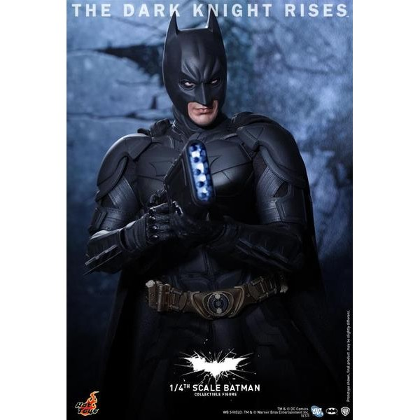 Hot Toys Batman 1/4 Scale  - Movie Freaks Collectibles