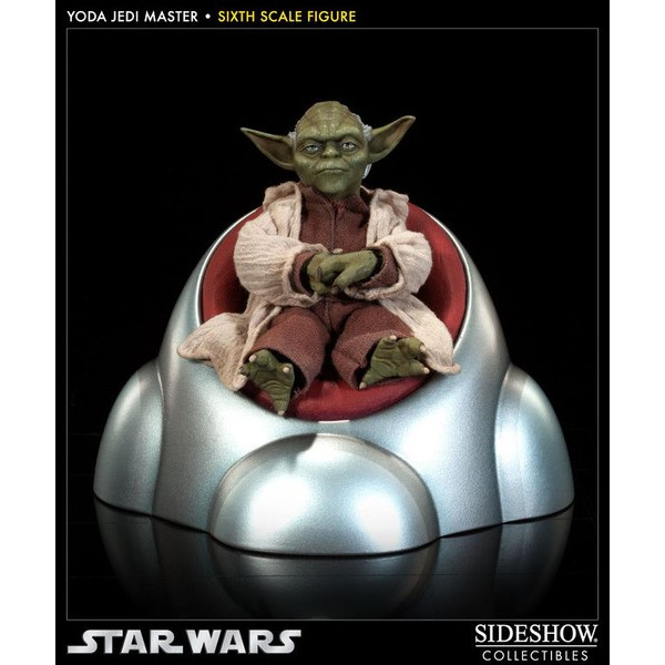 Sideshow Yoda: Jedi Master 1/6  - Movie Freaks Collectibles