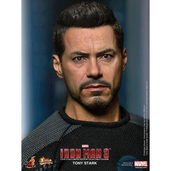 Hot Toys Tony Stark  - Movie Freaks Collectibles