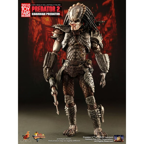 Hot Toys Guardian Predator Predador Guardian  - Movie Freaks Collectibles