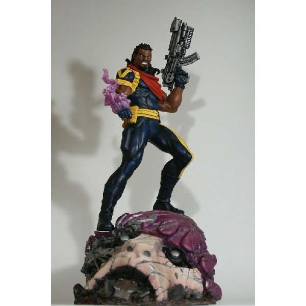 Bowen Designs Marvel Bishop Statue - X-Men - Movie Freaks Collectibles