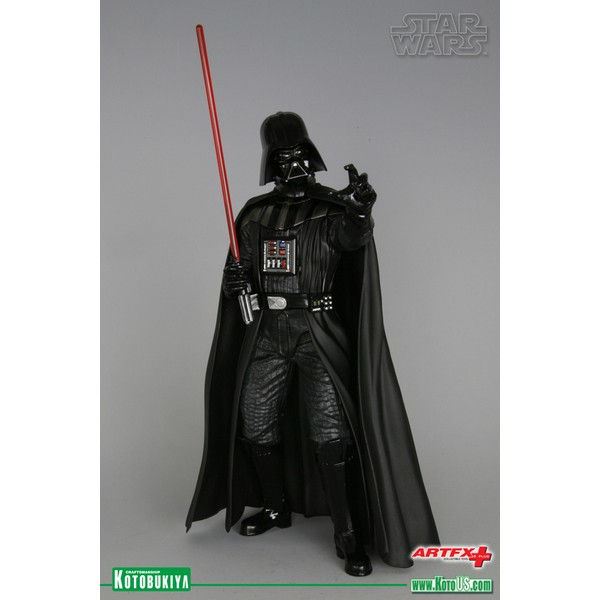 Kotobukiya Star Wars Darth Vader Return of Anakin Skywalker ARTFX+ PVC Statues  - Movie Freaks Collectibles