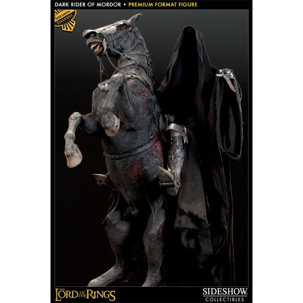 Sideshow Dark Rider of Mordor Premium Format Figure EXCLUSIVE  - Movie Freaks Collectibles