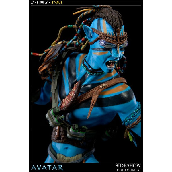 Sideshow Avatar Jake Sully Statue  - Movie Freaks Collectibles