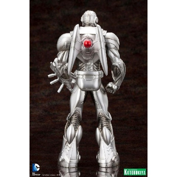 Kotobukiya DC Comics New 52 Cyborg ARTFX+ Statue  - Movie Freaks Collectibles