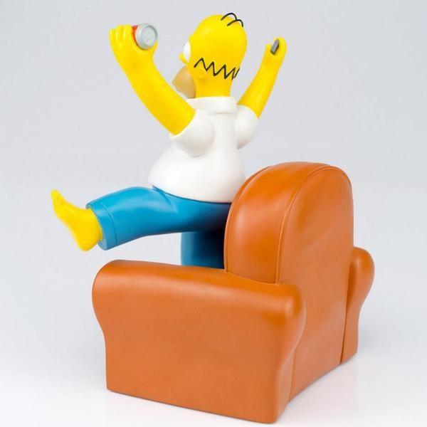 Iron Studios The Simpsons ? Happy Homer  - Movie Freaks Collectibles