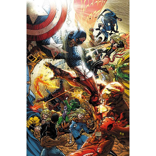 Civil War Hardcover  - Movie Freaks Collectibles