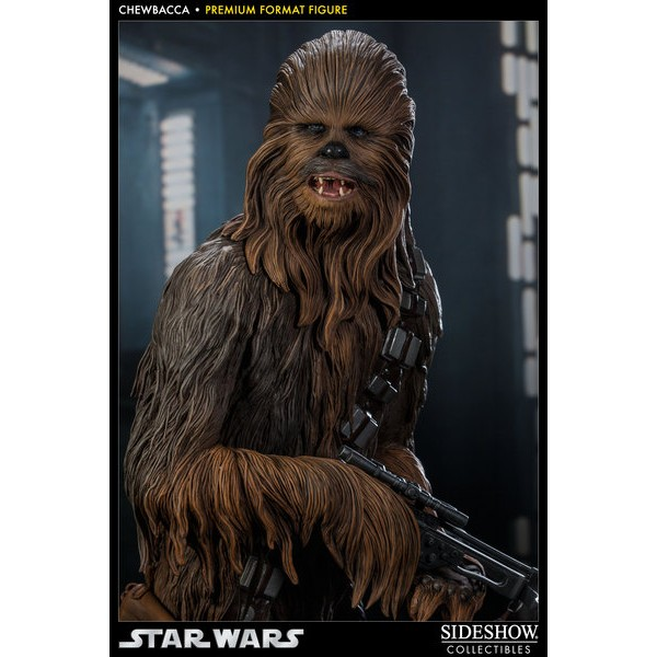 Sideshow Chewbacca Premium Format  - Movie Freaks Collectibles