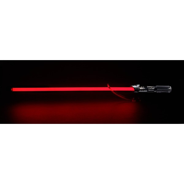HASBRO STAR WARS DARTH VADER FORCE FX LIGHTSABER - SABRE DE LUZ The Black Series  - Movie Freaks Collectibles