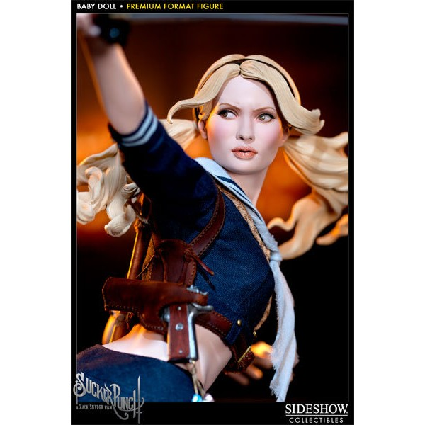 Sideshow Babydoll Premium Format Sucker Punch  - Movie Freaks Collectibles