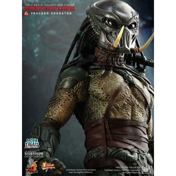 Hot Toys Tracker Predator Predador Tracker - Movie Freaks Collectibles