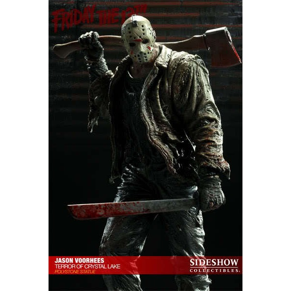 Jason Voorhees Terror Of Crystal Lake - Movie Freaks Collectibles