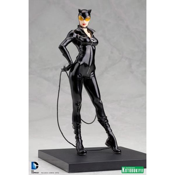 Kotobukiya DC Comics New 52 Mulher Gato ARTFX+ Statue  - Movie Freaks Collectibles