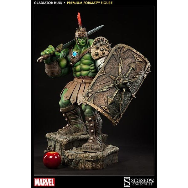 Sideshow Gladiator Hulk Premium Format - Planet Hulk  - Movie Freaks Collectibles