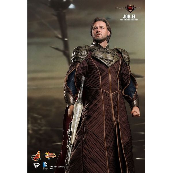 Hot Toys Jor-El  Man of Steel  - Movie Freaks Collectibles