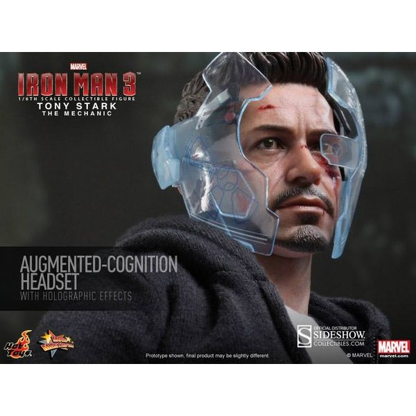 Hot Toys Tony Stark - The Mechanic  - Movie Freaks Collectibles
