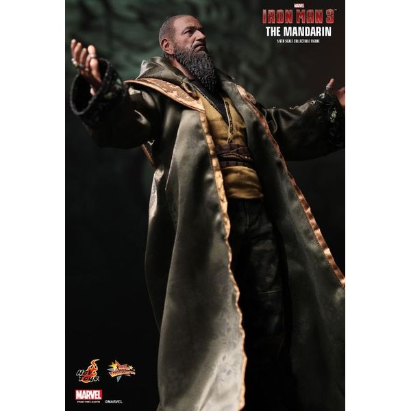 Hot Toys The Mandarin  - Movie Freaks Collectibles
