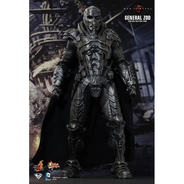 Hot Toys General ZOD  Man of Steel  - Movie Freaks Collectibles