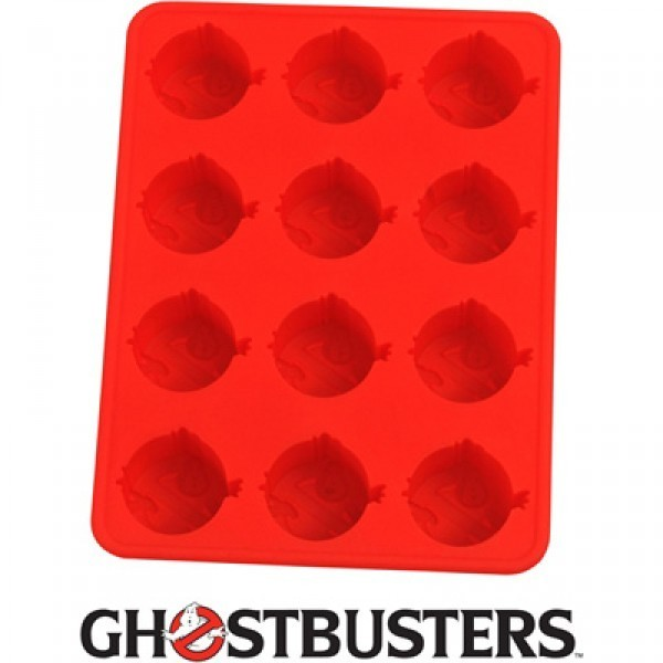 Ghostbusters - Caça-Fantasmas Forma de gelo de Silicone - Diamond Select  - Movie Freaks Collectibles