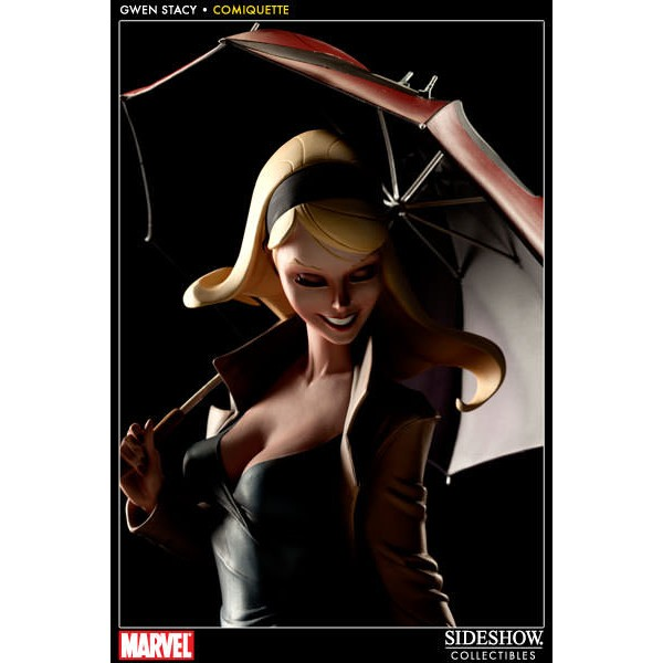 Sideshow Gwen Stacy Comiquette - Movie Freaks Collectibles