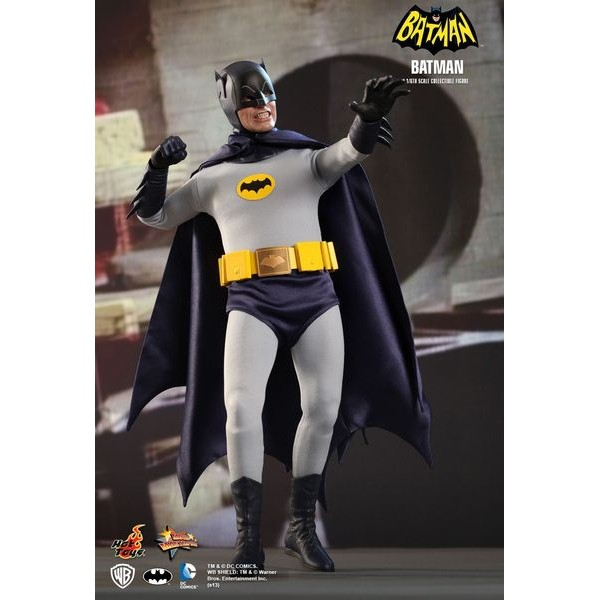 Hot Toys Batman 1966  - Movie Freaks Collectibles