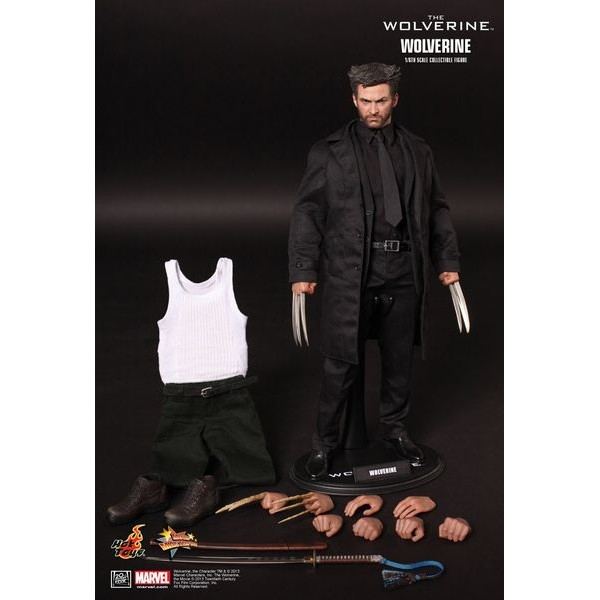 Hot Toys The Wolverine  - Movie Freaks Collectibles
