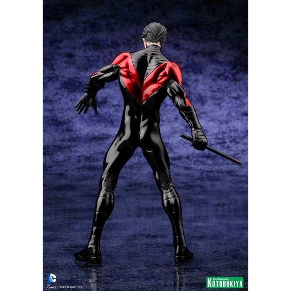 Kotobukiya DC Comics New 52 Nightwing ARTFX+ Statue  - Movie Freaks Collectibles