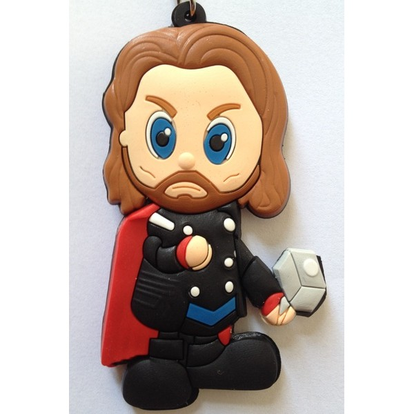 Chaveiro de borracha Baby Thor  - Movie Freaks Collectibles