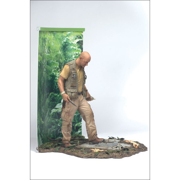 Lost John Locke Mcfarlane Toys  - Movie Freaks Collectibles