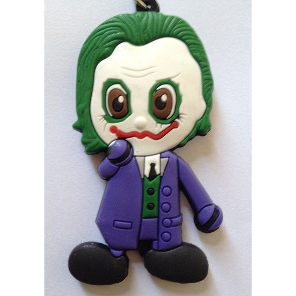 Chaveiro de borracha Baby Coringa  - Movie Freaks Collectibles