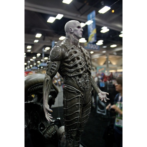 Sideshow Engineer Statue - Alien  - Movie Freaks Collectibles