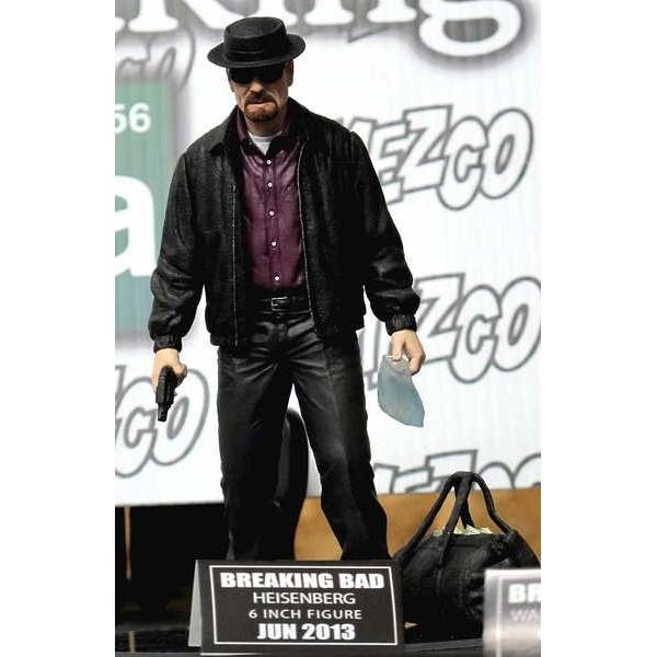 Mezco Breaking Bad Heisenberg  - Movie Freaks Collectibles