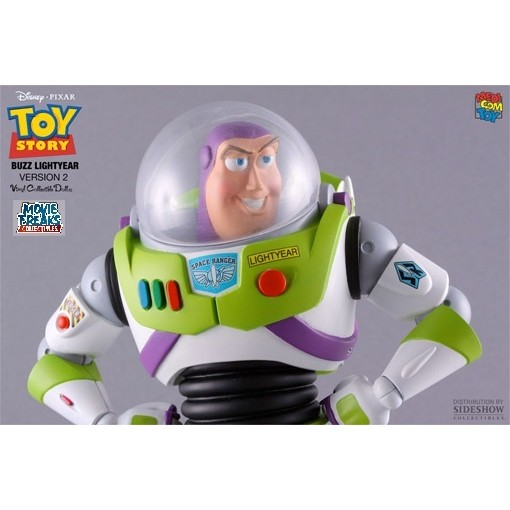 Medicom Buzz Light Year Ver 2.0 Vcd Toy Story - Movie Freaks Collectibles