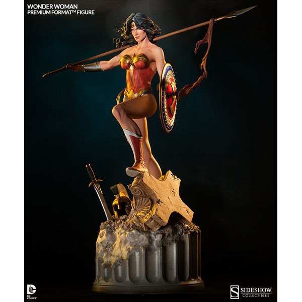 Sideshow Mulher Maravilha Premium Format  - Movie Freaks Collectibles