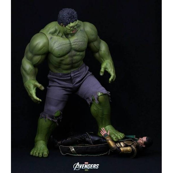 Hot Toys Hulk Avengers / Os Vingadores - Movie Freaks Collectibles