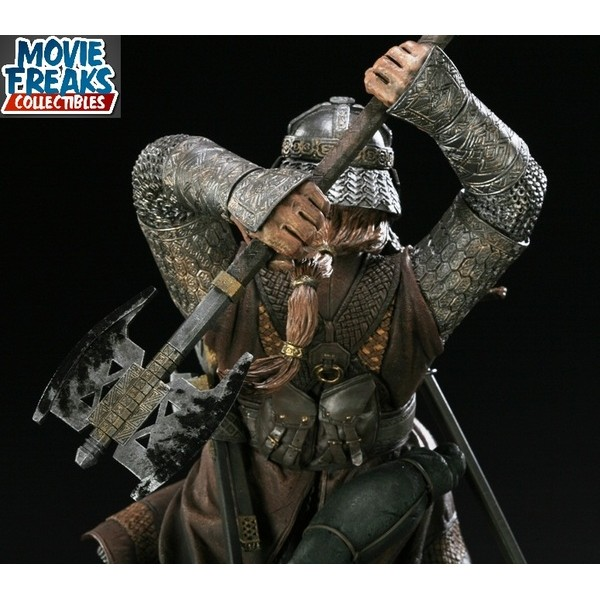 Sideshow Gimli Maquette  - Movie Freaks Collectibles