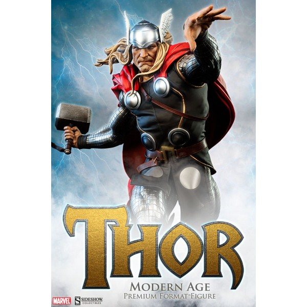 Sideshow Thor Modern Age Premium Format  - Movie Freaks Collectibles