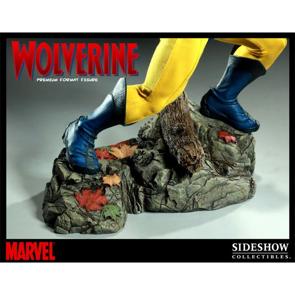 Sideshow Wolverine Premium Format - Movie Freaks Collectibles