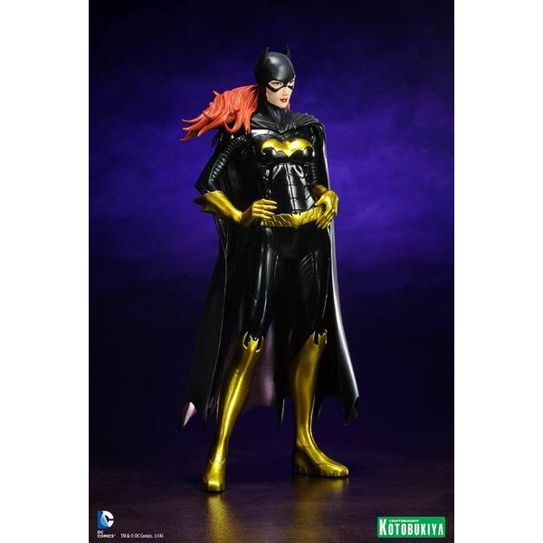 Kotobukiya DC Comics New 52 Batgirl ARTFX+ Statue  - Movie Freaks Collectibles