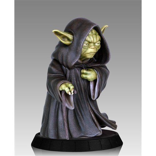 Gentle Giant Star Wars Yoda Ilum Statue 1/6  - Movie Freaks Collectibles